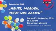 am 23.09.2018 in Wieseck
