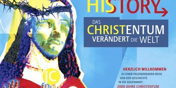 Herzliche Einladung zu unserer Ausstellung! Die Geschichte des Christentums ist faszinierend. Eine Geschichte von Aufbrüchen, von Verfolgungen, von Fehlentwicklungen und von Fortschritten. Eine Geschichte von Menschen, die eines gemeinsam hatten: […]